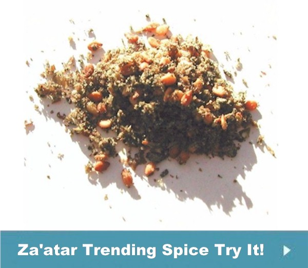 za'atar trending spice try it now