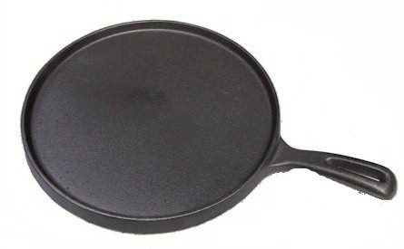 cast iron comal