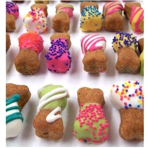 Decorated Dog Treats Recipes