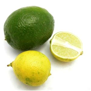 Key Limes Compared To Persian Lime