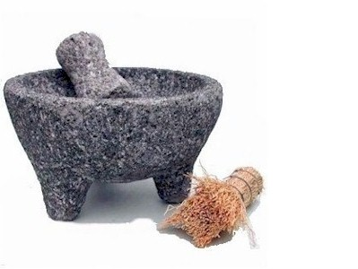 mexican molcajete mortar and pestle