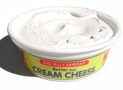 Soy Cream Cheese Substitutes Ingredients Equivalents