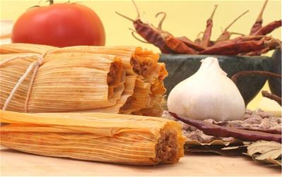 Spicy Chicken or Cheese Tamales | Frieda's Inc. – The Specialty ...