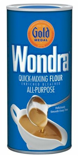 wondra quick mixing flour