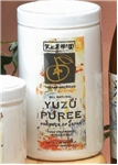 frozen yuzu puree
