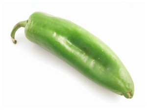 Other names chile verde california green chile big jim chile pepper