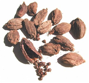 black cardamom (brown cardamom)