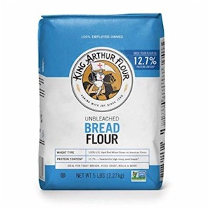 bag of bread flour