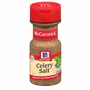 Celery Salt Substitutes Ingredients Equivalents Gourmetsleuth