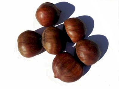 whole chestnuts