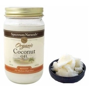 Coconut oil : Substitutes, Ingredients, Equivalents