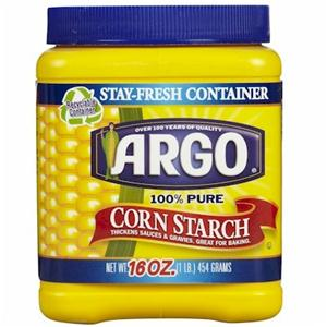 recipe: cornstarch or flour [16]