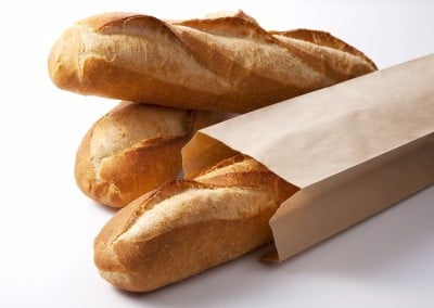 loaves of french bread