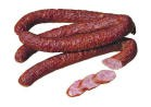 links of kielbasa sausage