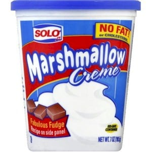 marshmallow cream