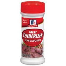 Meat tenderizer substitutes ingredients equivalents gourmetsleuth