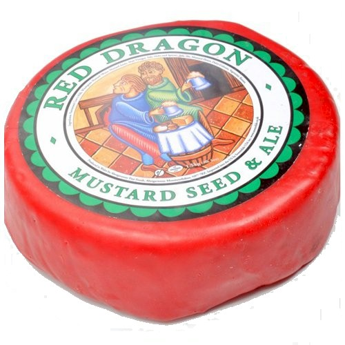 red dragon cheese whole wheel