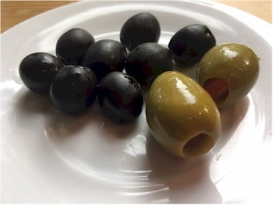 Olives, ripe : Substitutes, Ingredients, Equivalents ...