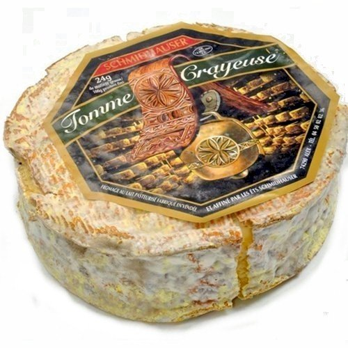 tomme crayeuse whole wheel