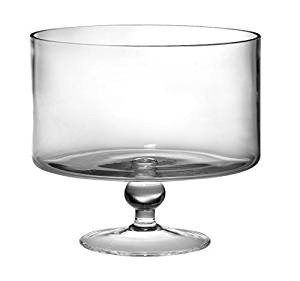 traditional bowl for zuppa ingles or trifle