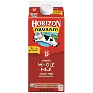 ultra pasteurized milk