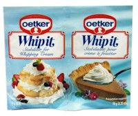 whip it cream stabilizer