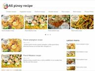 all pinoy recipes