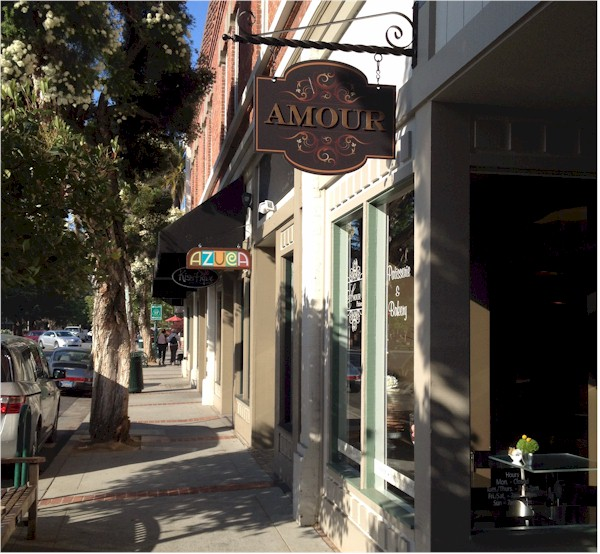 amour patisserie los gatos restaurant