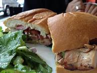 andale chicken torta
