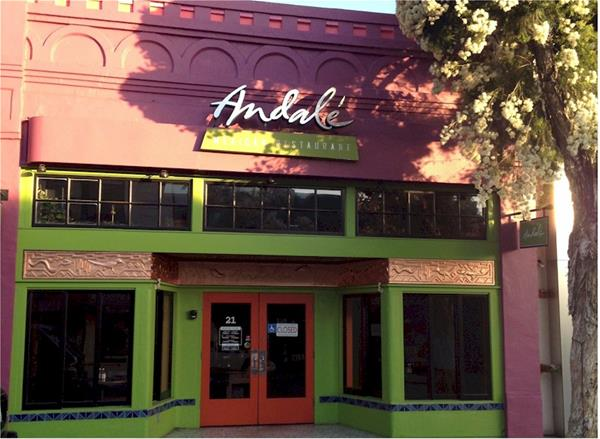 Andale Mexican Restaurant Restaurant GourmetSleuth