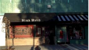 black watch bar