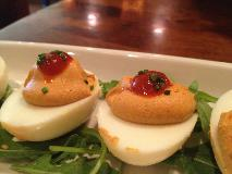 cin cin deviled eggs