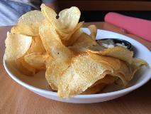 grill 57 potato chips