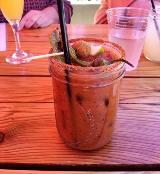 jack rose bloody mary