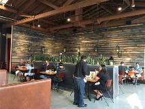 loma brewing company dining area