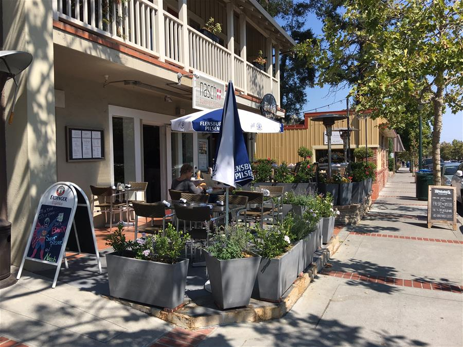 nasch austrian bistro outdoor seating