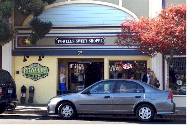 powels sweet shop los gatos