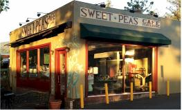 sweet peas cafe and catering
