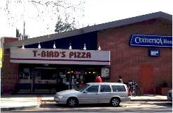 T-Brids Pizza Los Gatos