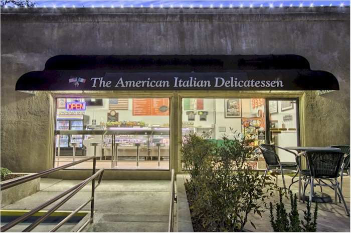the american italian deli & catering