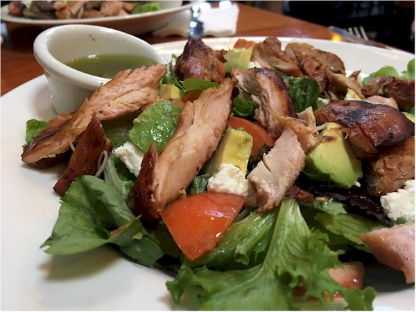 nutrisystem day 124 lunch andale chicken salad