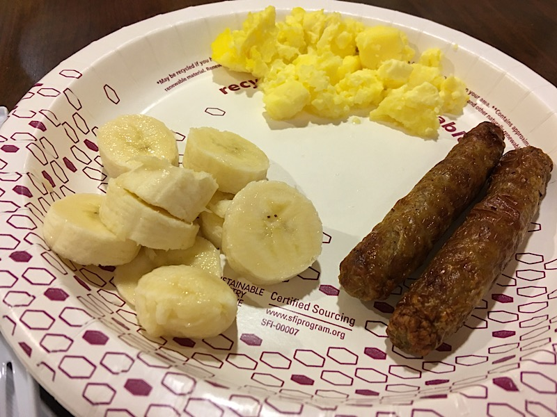 nutrisystem day 218 breakfast