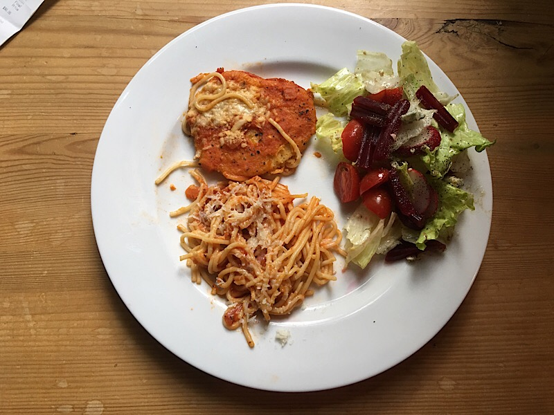 How to healthily lose weight fast part 1 chicken pasta parmesan get chicken parmesan pasta and broccoli recipe from food networkere are 180 calories in a 1 container serving of nutrisystem chicken pasta parmesan forumfinder Gallery