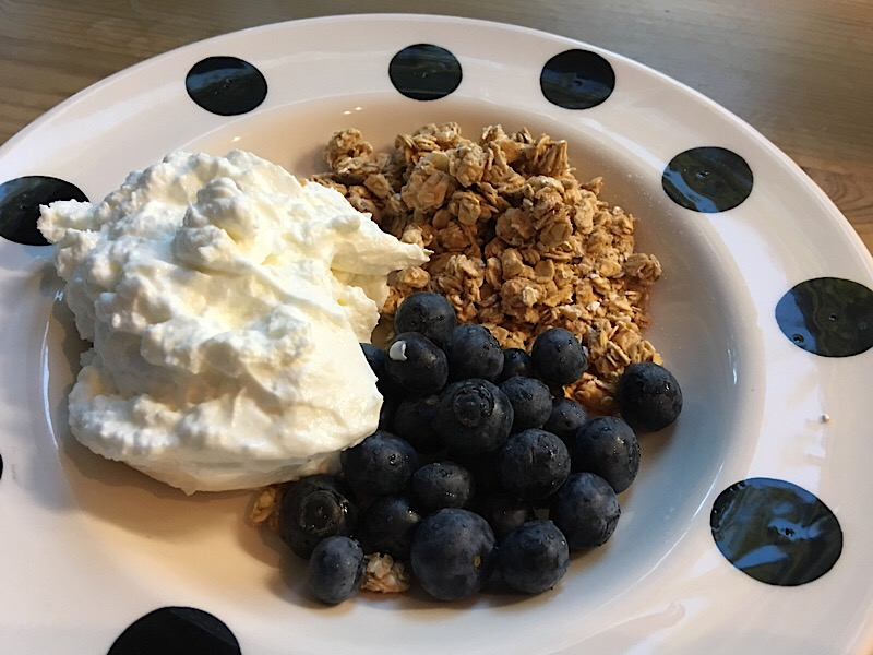 nutrisystem day 273 breakfast close up