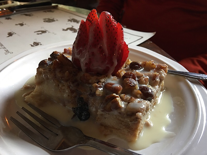nutrisystem day 278 bread pudding