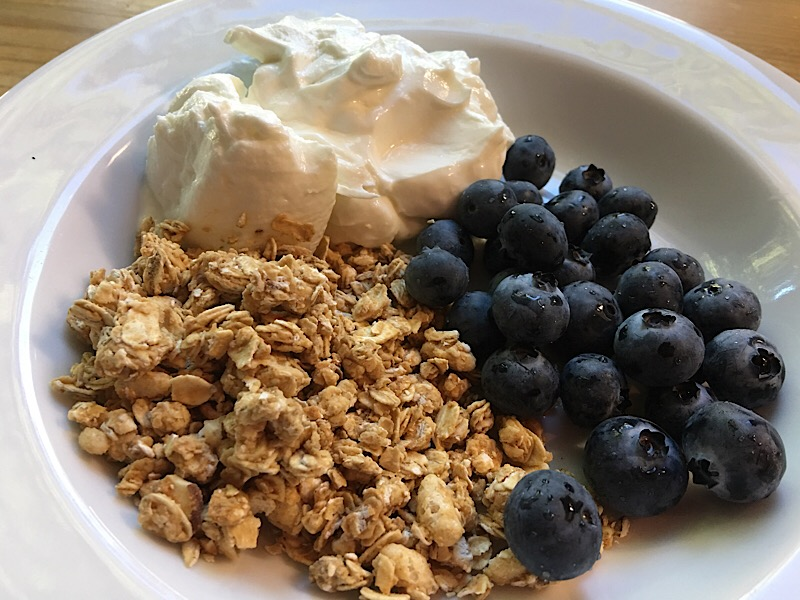 nutrisystem day 298 breakfast close up