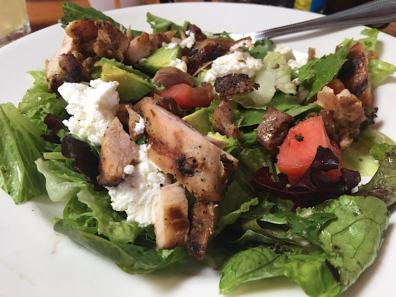 aldale mesquite chicken salad