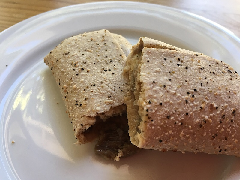 nutrisystem steak and cheese melt