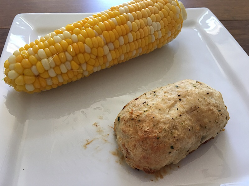 nutrisystem mushroom stuffed chicken breast