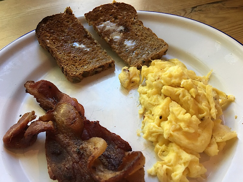 nutrisystem day 319 breakfast close up